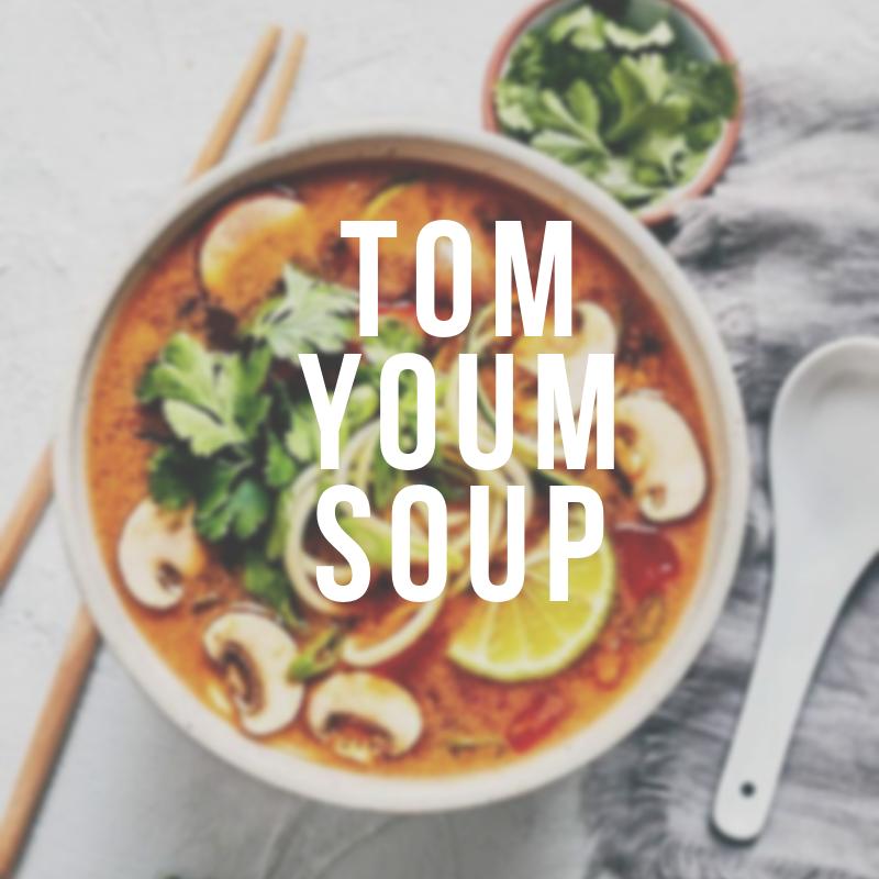 Рецепт тайский суп том ям