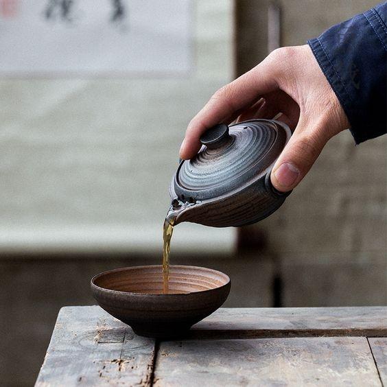 Японская чайная церемония — как правильно заваривать чай