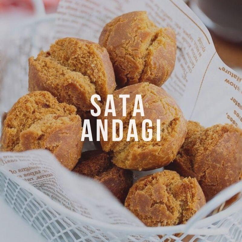 Сата Андаги — Окинавские пончики