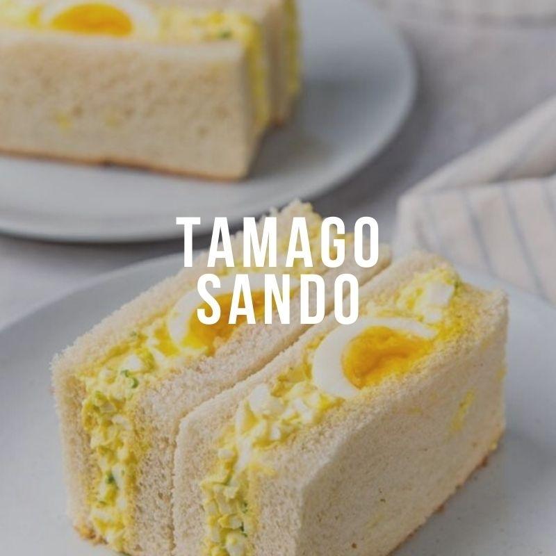 Рецепт японского сэндвича