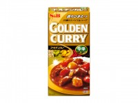 Паста Карри средне-острая Golden Curry S&B, 90г Япония