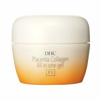Крем-гель для лица DHC Placenta-Collagen All-in-one gel с плацентой и коллагеном, 100г, Япония