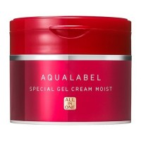 Крем для лица Shiseido AQUALABEL Moist, 90г, Япония