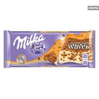 Шоколад Milka WAVES, 100г