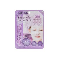 Маска для лица с экстрактом плаценты Placenta Essence Mask, 5 шт, Япония