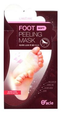 Маска-пилинг для ног FOOT PELENG MASK