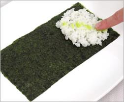 Хозяйкам и любительницам суш и роллов на заметку рецепт темаки-суши Темаки-суши отличаются от обычн... - 4