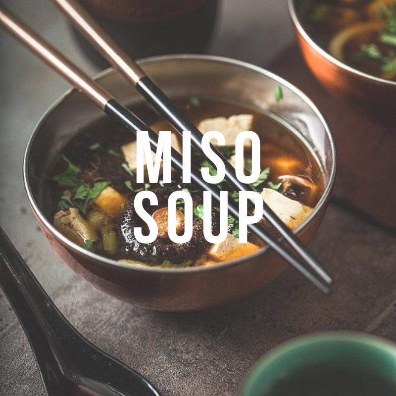 Рецепт мисо супа