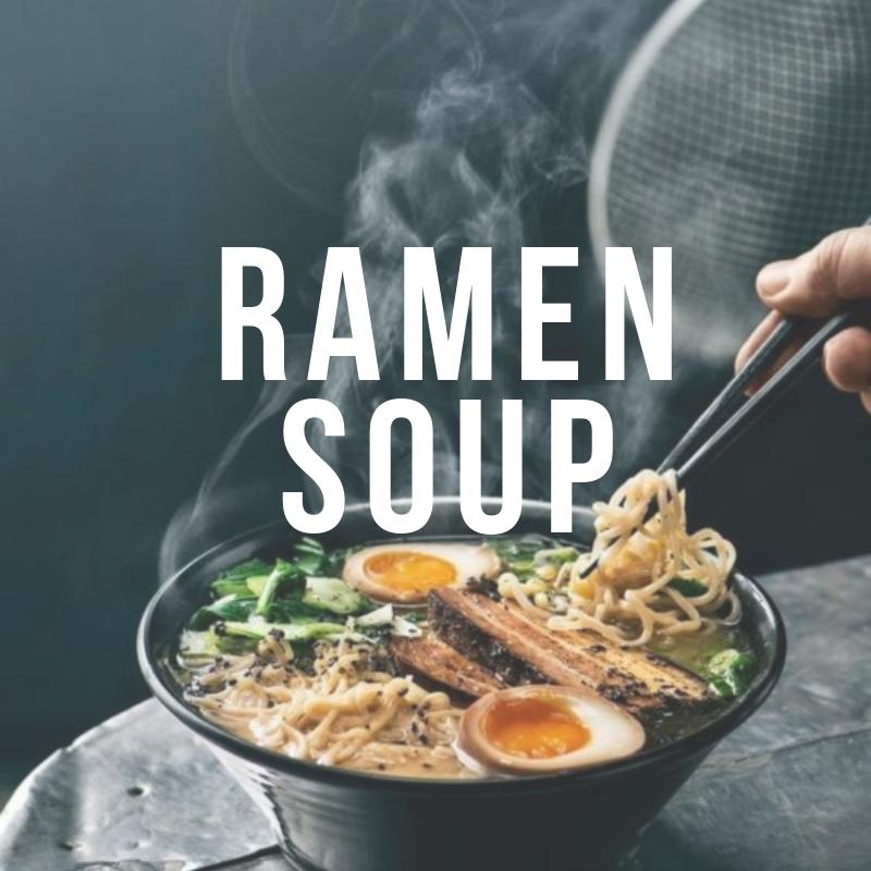 Рецепт суп рамен