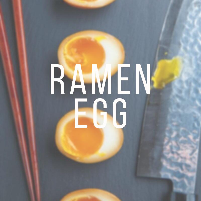 Tamago shoyu — маринованные яйца