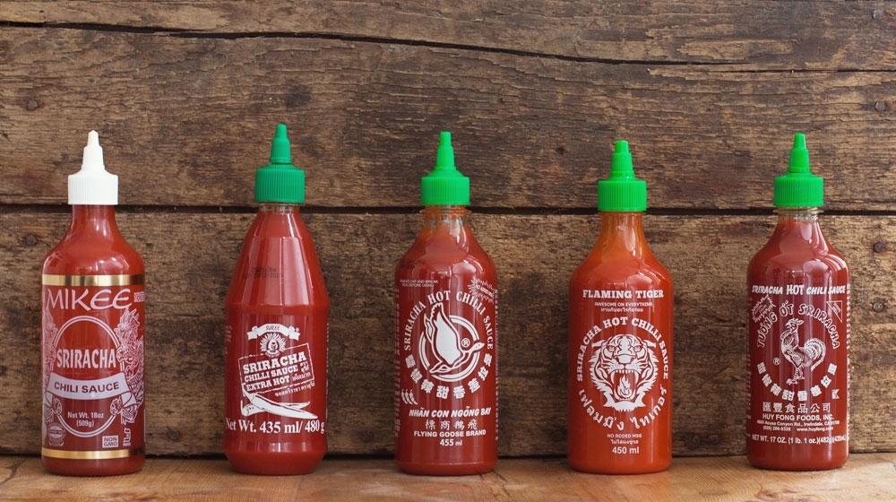 Шрирача — краткая история история самого популярного соуса