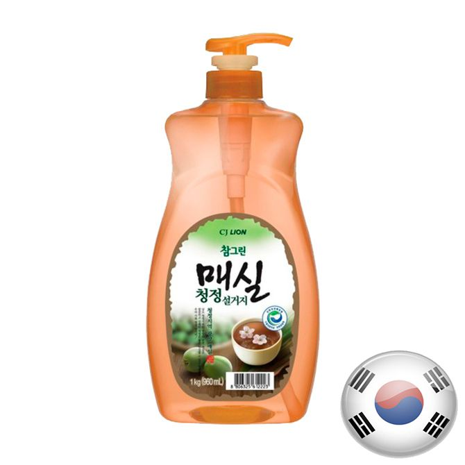 Корейское средство для мытья посуды
