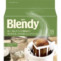 Кофе AGF Blendy Килиманджаро, 18шт, Япония