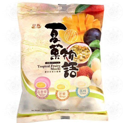 Моти с тропическими вкусами купить в интернет-магазине японских сладостей fuji-san.ru